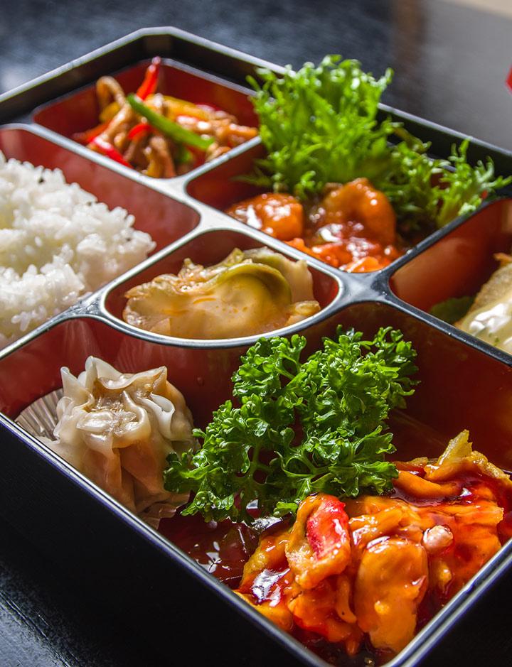 稲吉屋のお弁当